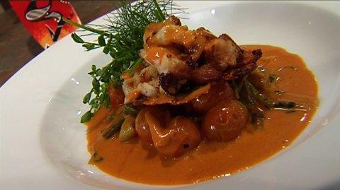 Moreton Bay Lobster Nooghie