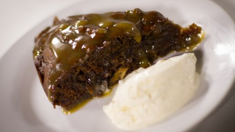 Sticky Date Pudding - Whānau Bake Off