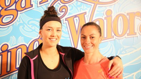 Fitness in the Whare Episode 9 Ngarama Milner-Olsen