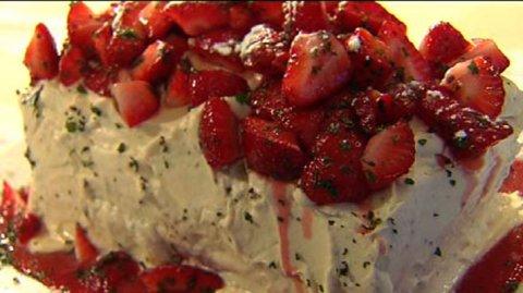 Kai Time on the Road Episode 25 Strawberry Tart