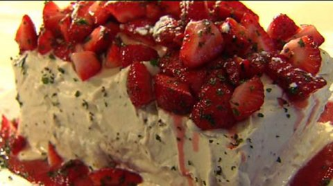 Kai Time on the Road Episode 25 Strawberry Tart