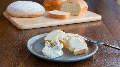 Kūmara rewana bread