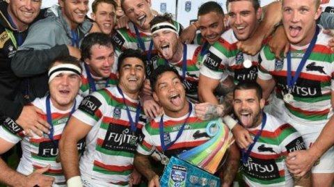 Rabbitohs win 2015 NRL Nines - Photo / stuff.co.nz