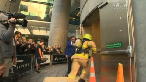 Firefighters Stair Climb - Photo / file