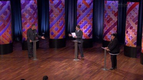Hauraki-Waikato debate - Image / File