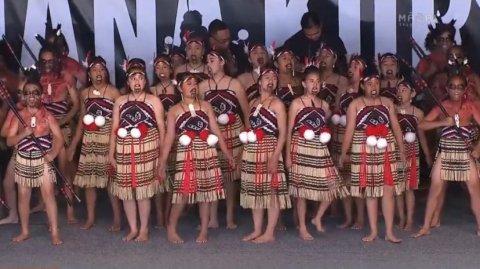 Te Kapa Puāwai, Te Mana Kuratahi Day 2 - Image / File