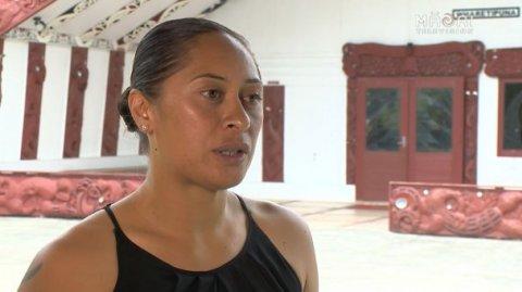 Kathleen Keremete, NZ Women's Kabaddi team