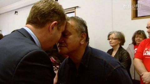 Labour leader David Cunliffe visit Te Tai Tokerau