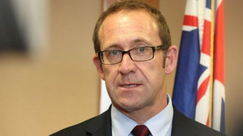 Andrew Little - Photo / file
