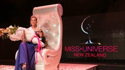 Miss Universe - Photo / File