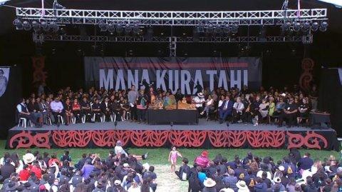 Te Mana Kuratahi 2017 prizegiving ceremony - Image / File