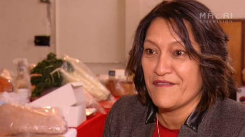 Labour Party's Meka Whaitiri