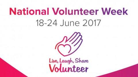National Volunteer Week - Image / nationalvolunteerweek.nz