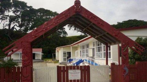 Raukōkore School