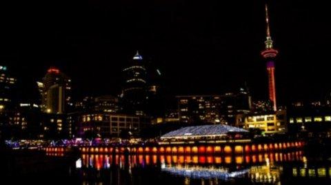 Auckland lights to mark Matariki