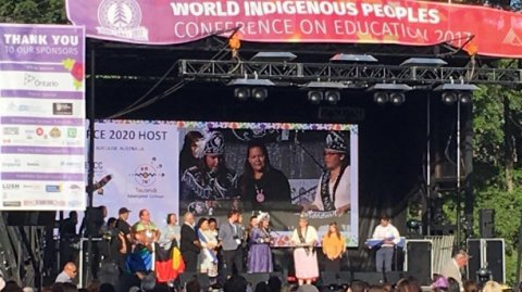 WIPCE 2017 Closing Ceremony - Photo / Sui-Lan Ho'okano