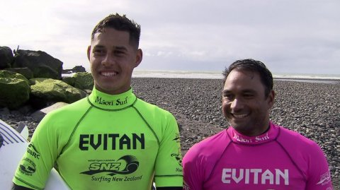 Kahu and Khan Butler - Photo / File