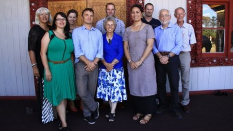 Te Awarua o Porirua Whaitua Committee - Photo / supplied