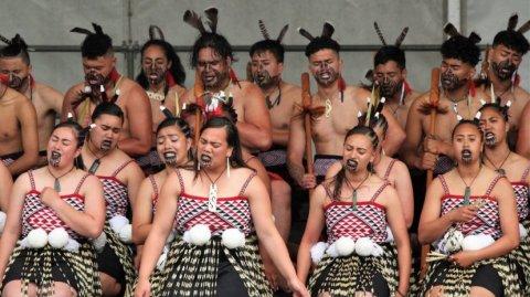 Te Kapunga at Te Ahurea 2017 - Photo / Jonny Kennedy JCHS