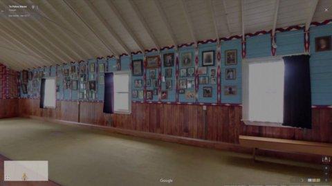 Te Pahou Marae, Manutuke - Image / Google Earth