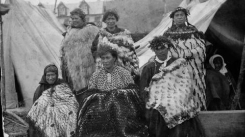 Ngāti Toa Rangatira Te Papa Exhibition - Photo / Supplied