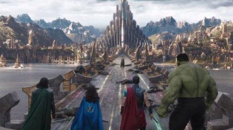 Thor: Ragnarok - Image / Walt Disney