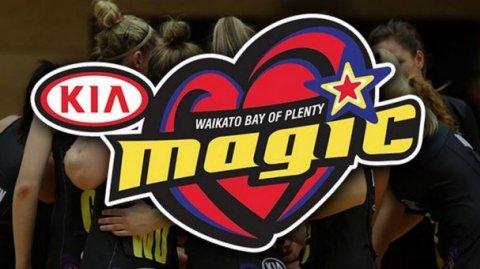 Waikato Bay of Plenty Magic - Photo / mynetball.co.nz