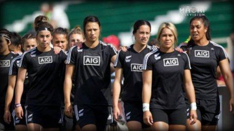 NZ Women's Sevens squad - Photo / file