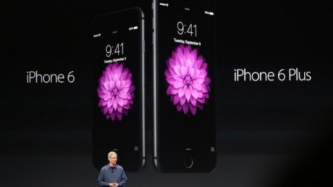 Apple CEO Tim Cook at official launch - Photo / Apple.com