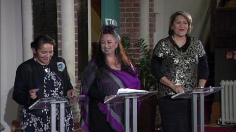 Debate Ikaroa-Rāwhiti - Photo / File