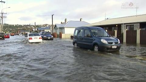 Flooding in Dunedin - Photo / file