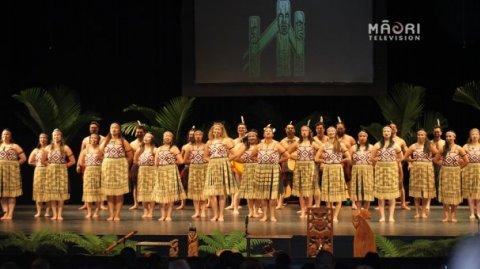 Kairanga - Tangata Rau Festival Rangitāne 2014 Regional Winners