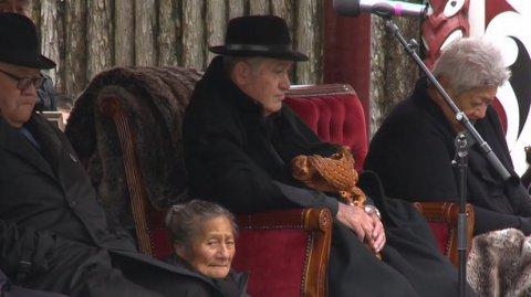 King Tuheitia Pootatau Te Wherowhero VII - Photo / File