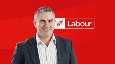 Labour's new deputy leader, Kelvin Davis - Image / File