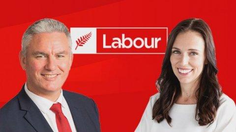 Ardern-Davis leadership - Image / File