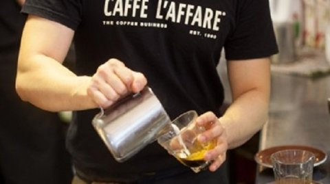 Photo sourced from Cafe L'affare website