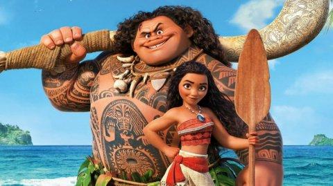 Moana Reo Māori music is on Spotify - Image / Disney