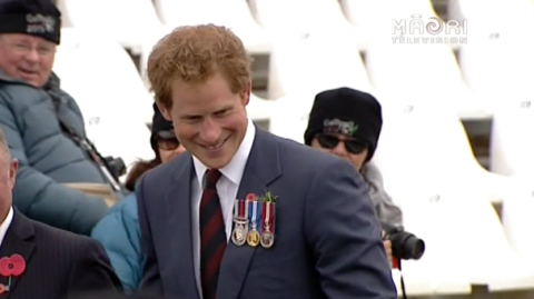 Prince Harry visit details revealed - Photo / file