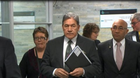 Winston Peters - Image / File