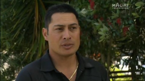 Brad Rona - Māori Sports Awards finalist