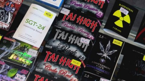Police cracking down on synthetic highs - Image / File
