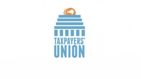 Photo sourced from Taxpayers Union website