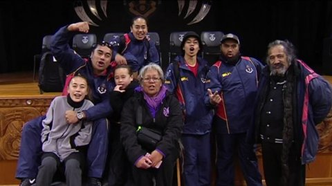 Webster family, Rotorua Boys High School