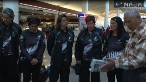 NZ Waka Ama team heading to Rio de Janeiro