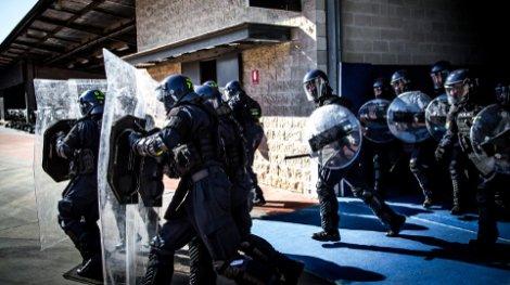 The Great Australian Race Riot