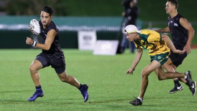 Youth Trans-Tasman Touch 2017
