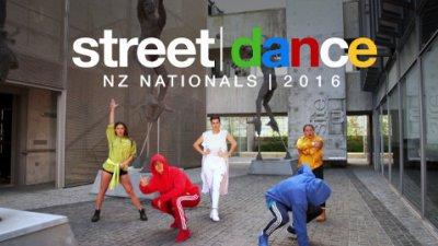 Street Dance Nationals 2016