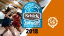 SCHICK College Basketball Champs 2018
