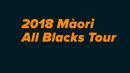 Māori All Blacks 2018