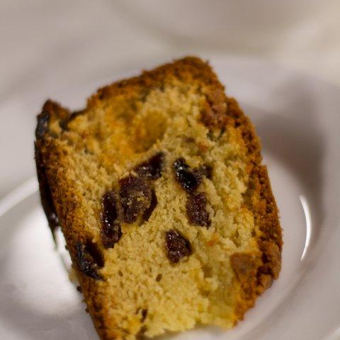 Sultana Cake - Whānau Bake Off